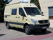 Reisemobil HRZ Joy / HRZ Beach