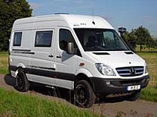 Reisemobil HRZ Freedom