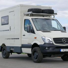 HRZ Reisemobile Safari Allrad