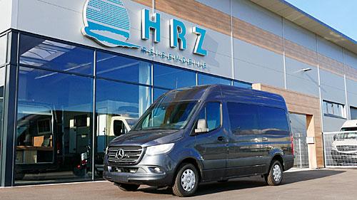HRZ Reisemobile - Neuer Sprinter 2019