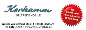 Kerkamm FST Weltreisemobile GmbH - Logo
