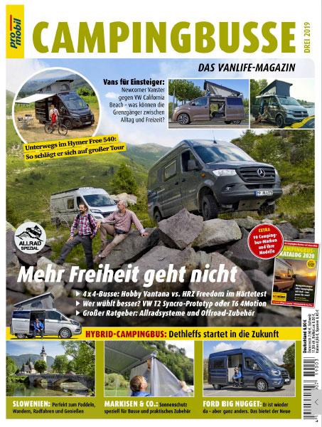HRZ Reisemobil Freedom - Testbericht 03/2019