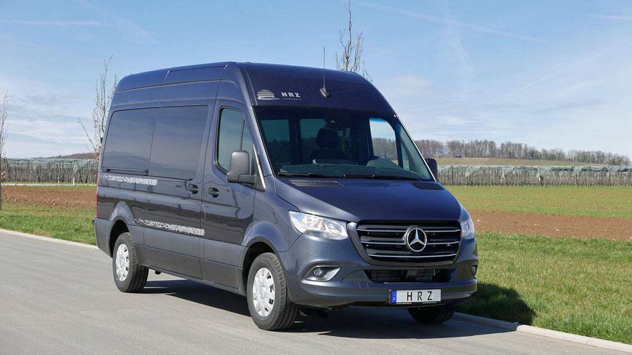 HRZ Reisemobil - Neuer Sprinter 2018