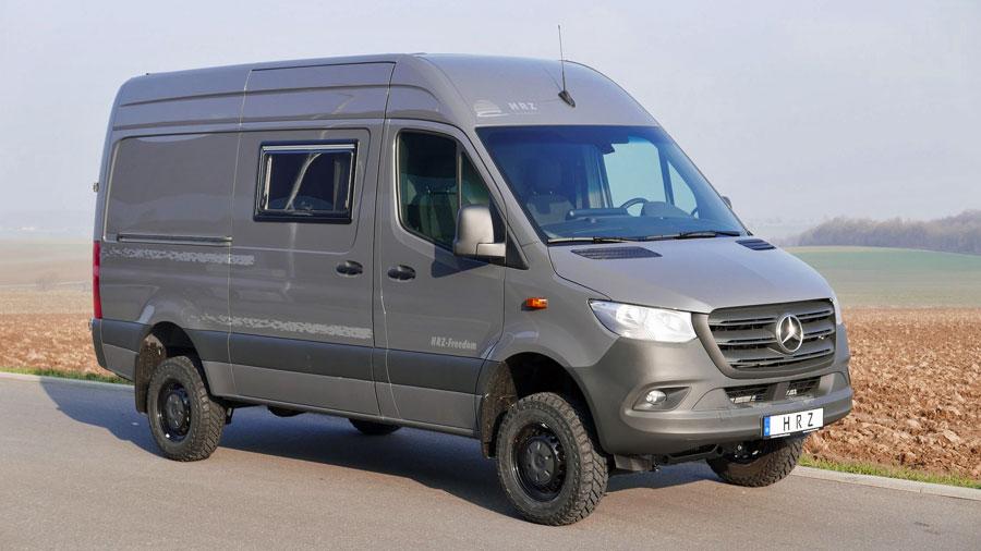 HRZ Reisemobil - Neuer Allrad-Sprinter