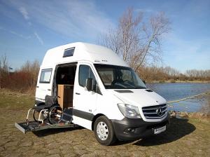 Reisemobil HRZ Toscana 2014