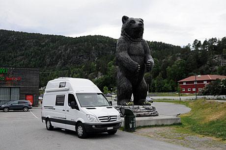 Norwegenreise 2014 - Bild 01