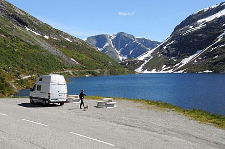 Norwegenreise 2014 - Bild 02