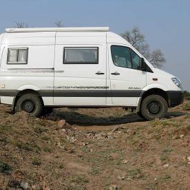 HRZ Reisemobile Allrad Bild 26